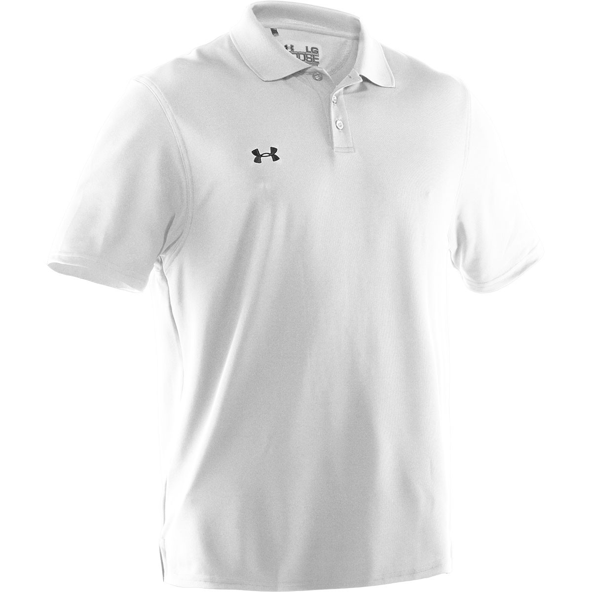 Under armour polo embroidery for Under armour embroidered polo shirts